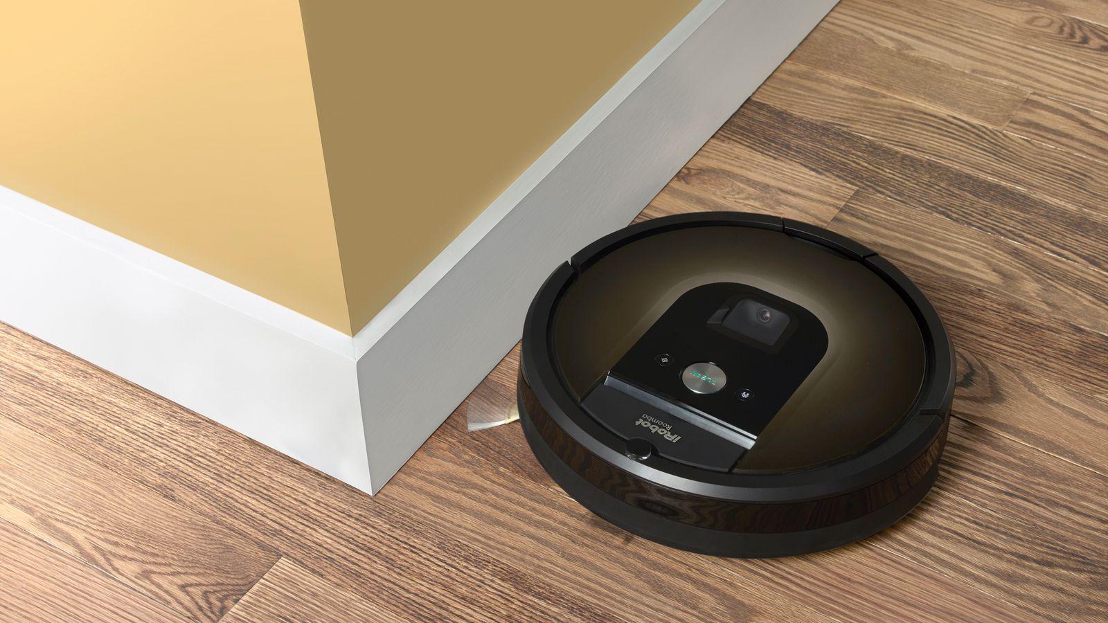 robot odkurzający iRobot Roomba 980 RoboExpert.pl